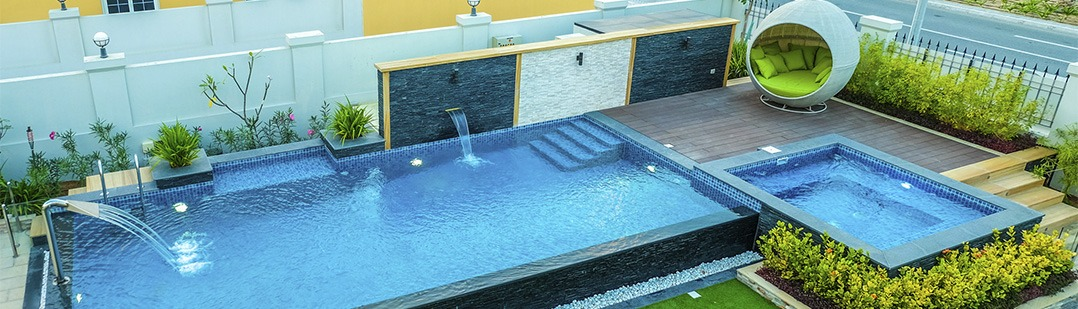 Dubai Pool Design
