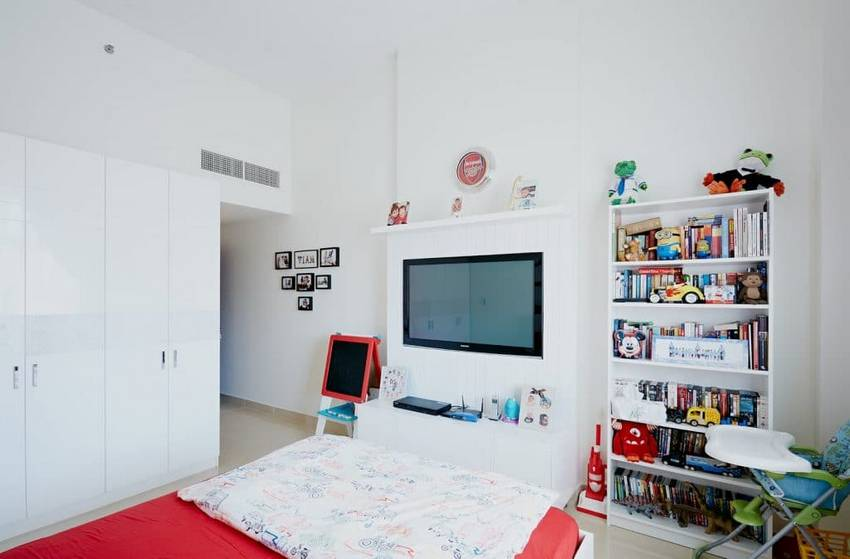 Bedroom kids modern