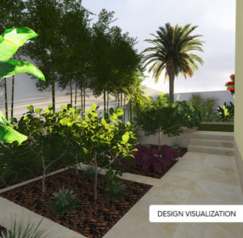 garden visualization