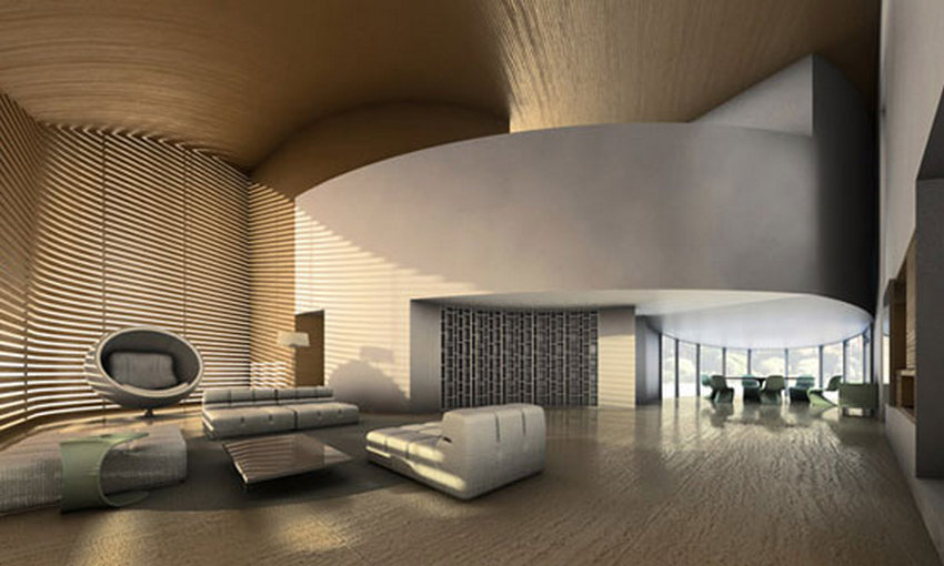 big living room