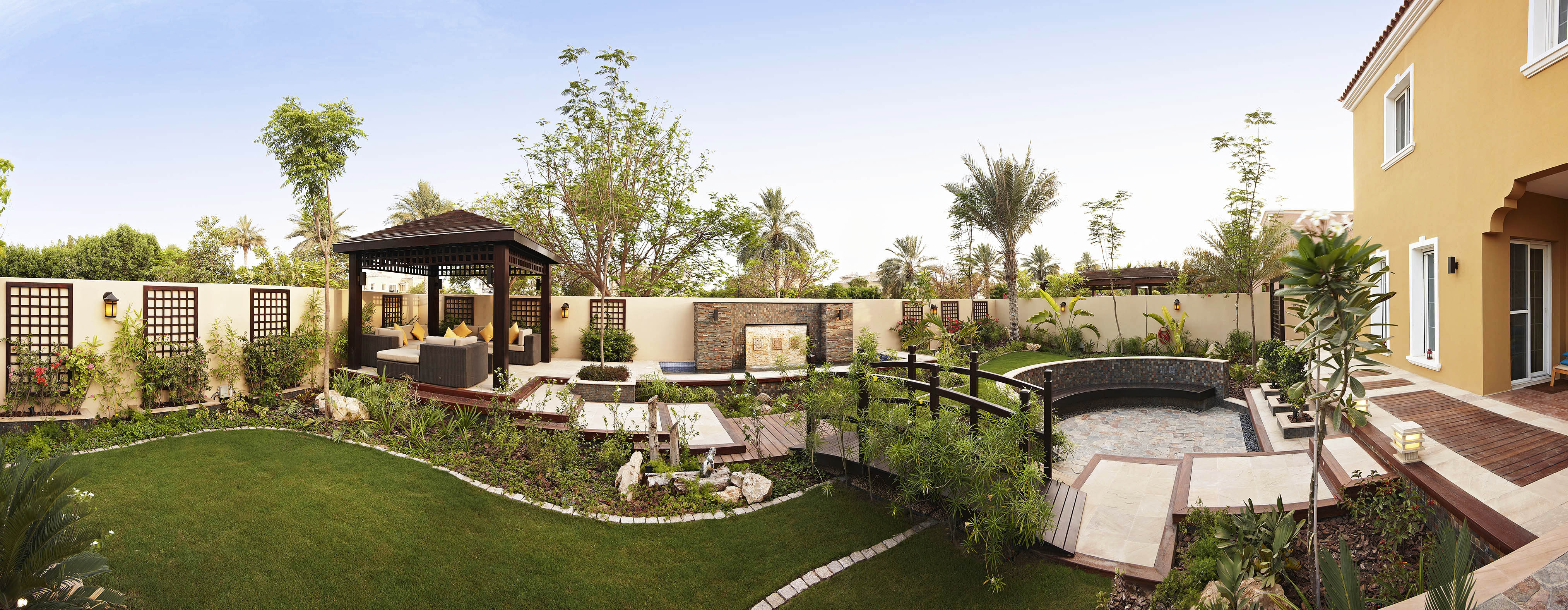 sustainable materials for landscape design