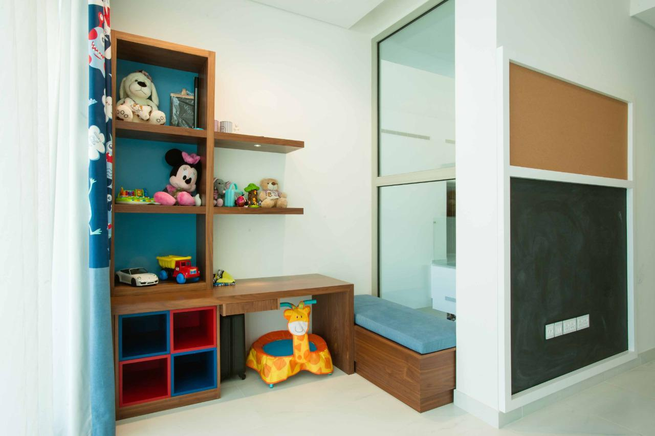 kids living space