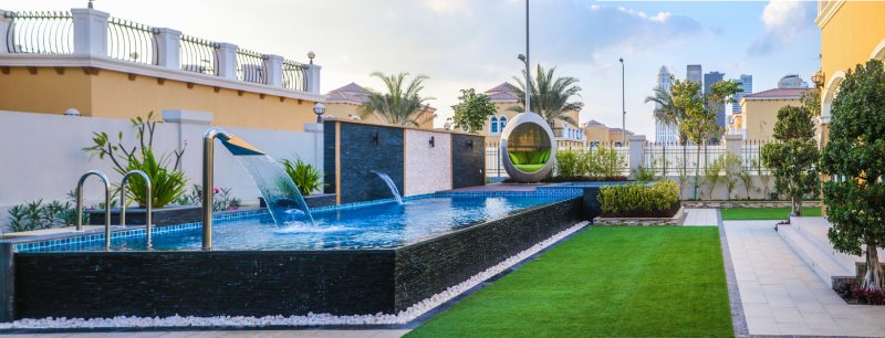 Farzin Ali pool and Water feature